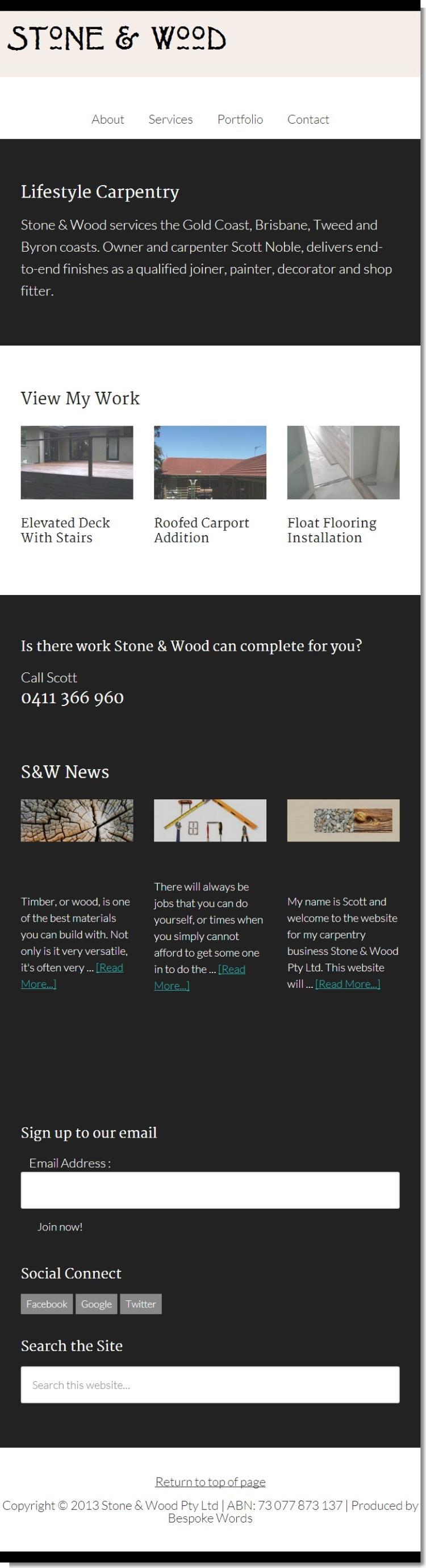 www.stoneandwood.net.au