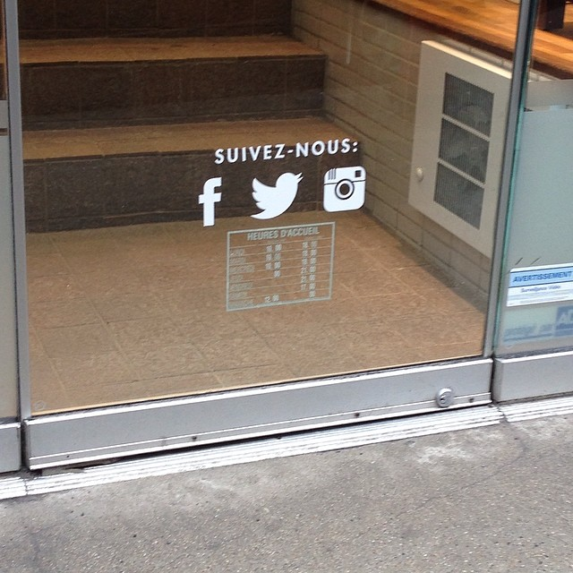 Brick & Mortar Store Owners: I can't Click Your Social Media Logos